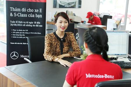 Mercedes – Benz Việt Nam