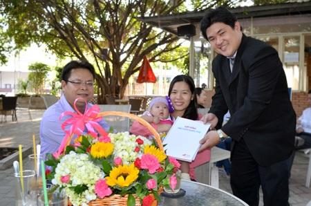 Ông Paul Wong_Phó Giám Đốc Kinh Doanh của Great Eastern