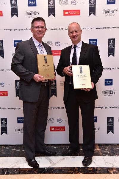 Vinaliving được vinh danh tại Asia Pacific Property Awards diễn ra tại Kuala Lumpur