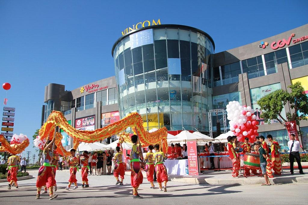 Khai trương TTTM Vincom đầu tiên tại Đà Nẵng