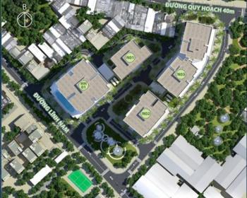 New Horizon City và dấu hiện của sự dịch chuyển thị trường bất động sản.