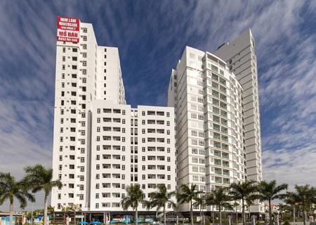 Hình thực tế khu căn  hộ cao cấp Him Lam Riverside, Q.7 với 931 căn hộ