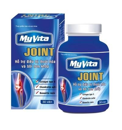 Sản phẩm MyVita Joint hứa hẹn sẽ mang lại niềm hy vọng mới