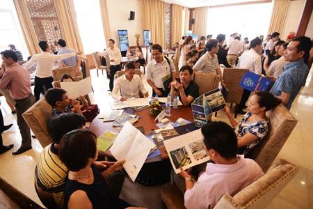 Đã có trên 300 khách đăng ký mua biệt thự FLC Residences Samson