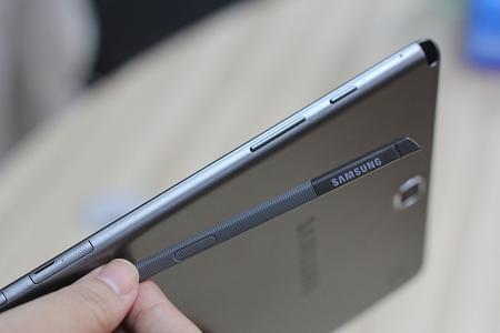 Galaxy Tab A mỏng chỉ 7.5 mm