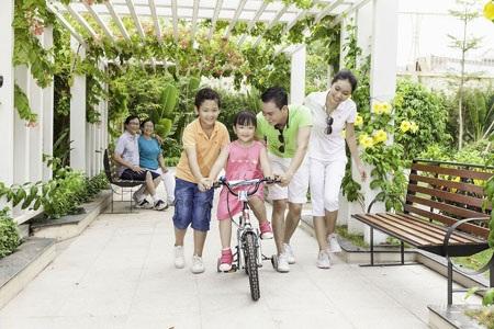 Hội tụ đầy đủ lợi  thế của một dự án căn hộ cao cấp đúng nghĩa Him Lam