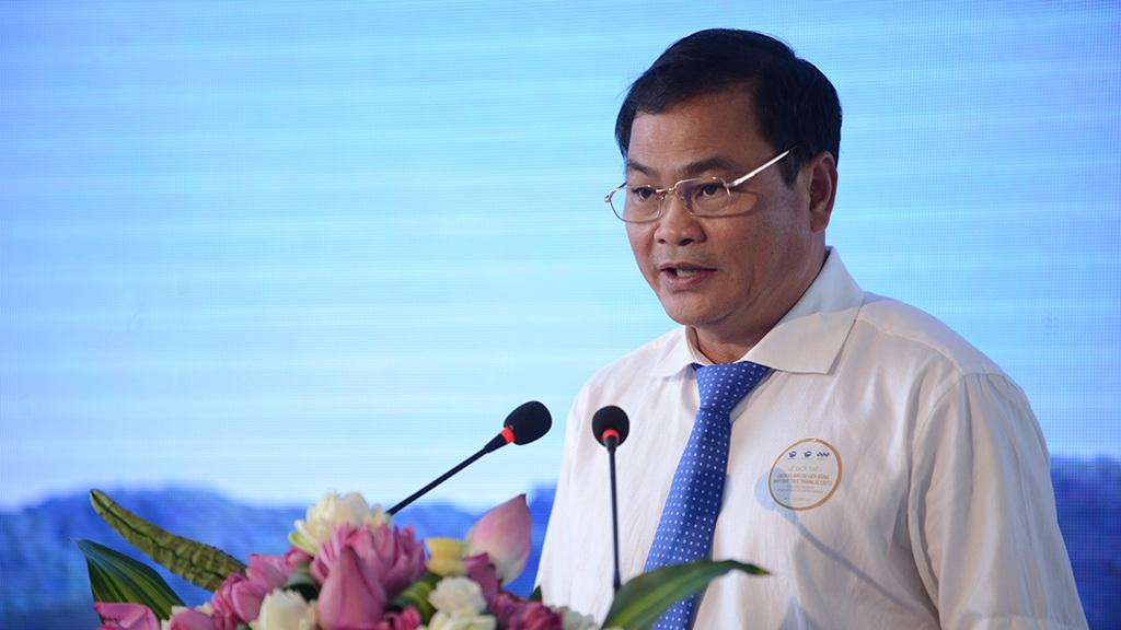 Ông Nguyễn Xuân Sơn -  Phó TGĐ Tổng công ty Trực thăng VN