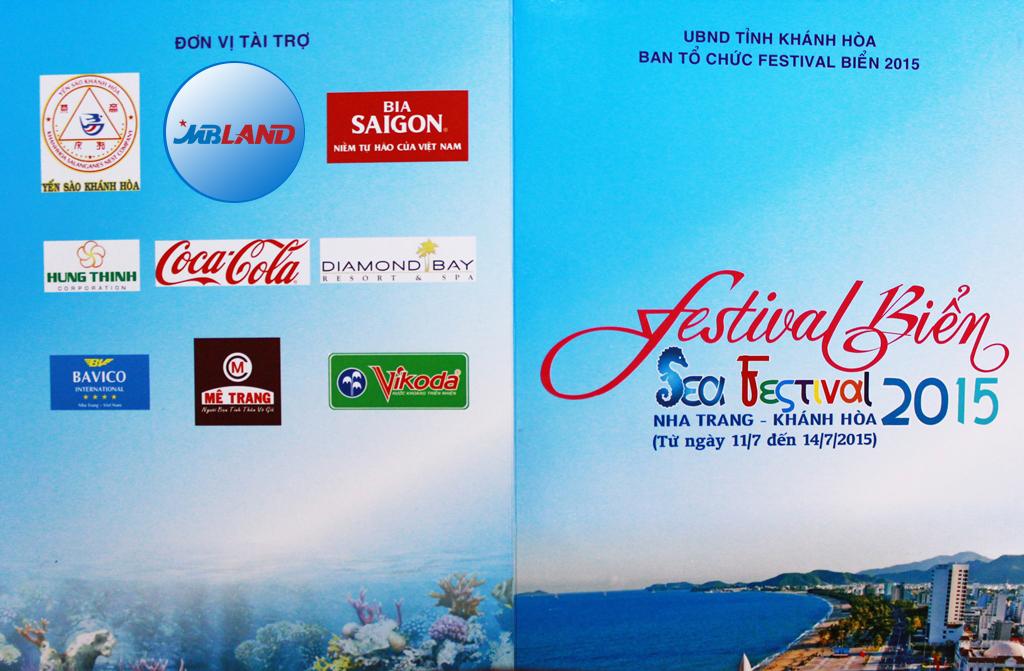 Logo MBLand – Nhà tài trợ vàng Festival Biển Nha Trang 2015