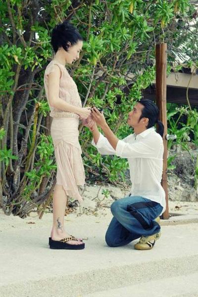 Nhìn lại cuộc hôn nhân 5 năm của Tạ Đình Phong - Trương Bá Chi - 1
