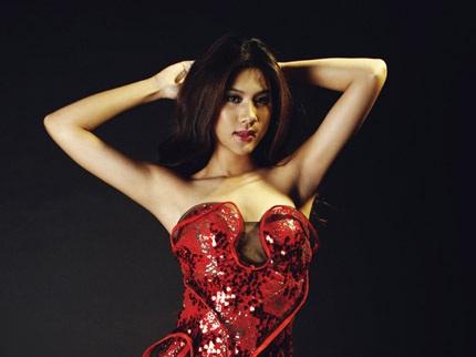 Kim Dung tham dự cuộc thi Siêu Mẫu Châu Á Thái Bình Dương - 4
