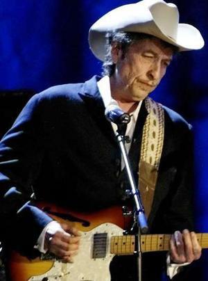 Triển lãm tranh của Bob Dylan tại New York - 1