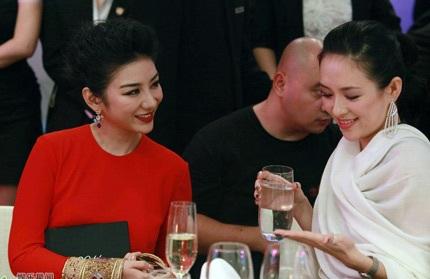 Mỹ nhân Hoa ngữ khoe sắc tại tiệc từ thiện  - 18