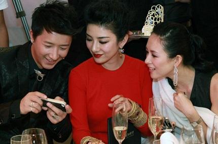 Mỹ nhân Hoa ngữ khoe sắc tại tiệc từ thiện  - 19