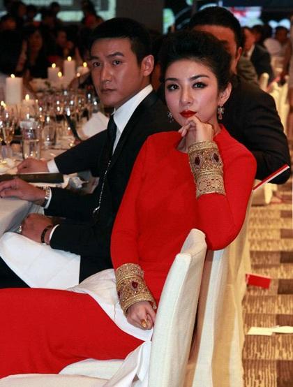 Mỹ nhân Hoa ngữ khoe sắc tại tiệc từ thiện  - 21