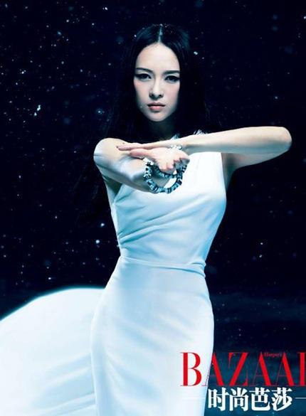 Ngắm nhìn nghệ sĩ đẹp nhất Trung Quốc năm 2011 - 6