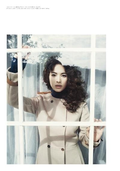 Song Hye Kyo: Tóc xoăn quyến rũ - 15