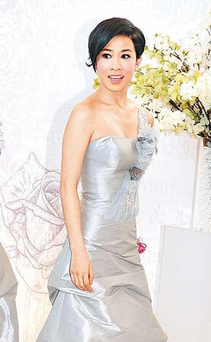 Nữ diễn viên Văn Tụng Nhàn bất ngờ lên xe hoa