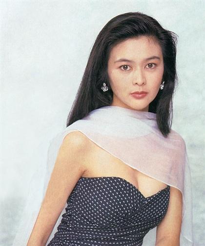 Quan Chi Lâm xinh đẹp ngay từ khi còn nhỏ.