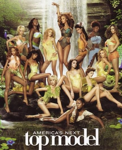 Jael Strauss khi 22 tuổi vừa giành được thành công tại cuộc thi America's Next Top Model
