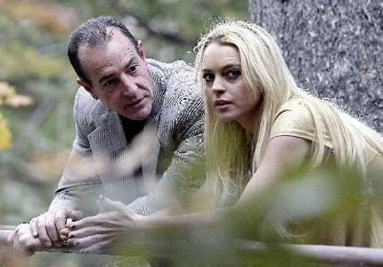 Lindsay Lohan và cha ruột