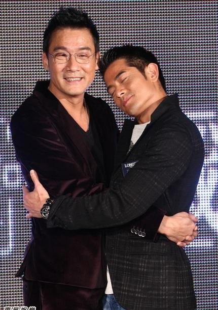 Quách Phú Thành tâm sự, anh rất ưng kịch bản Chills và cống hiến hết mình cho vai diễn này.