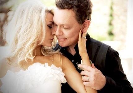 Courtney và chồng - Doug kết hôn từ 2 năm trước khi người đẹp mới 16 tuổi.