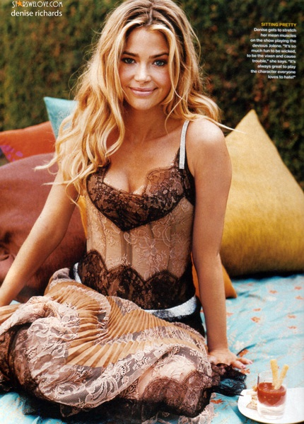 4. Denise Richards