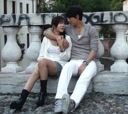 Lee Ji Ah và Jung Woo Sung trở thành tình nhân sau lần hợp tác trong bộ phim