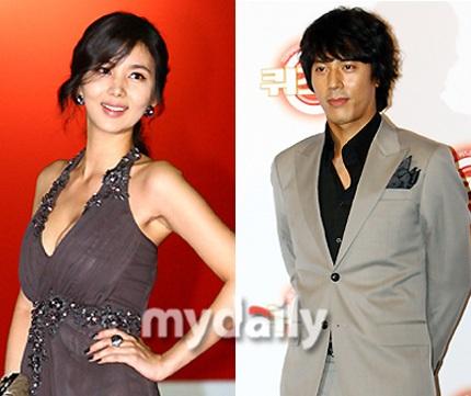 Hai ngôi sao hạng A của Hàn Quốc là Han Jae Suk và Park Sol Mi sẽ làm đám cưới vào ngày 21/4 tới.