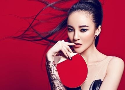 Lưu Vũ Hân hiện được xem là một trong những nữ diễn viên xinh đẹp nhất Trung Quốc.