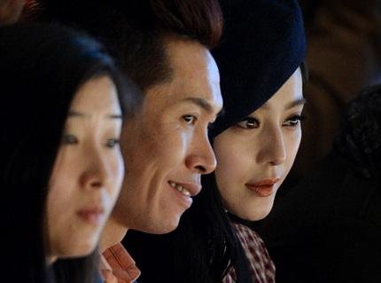 Giờ đây, Phạm Băng Băng đã là khách Vip của tất cả các sự kiện giải trí lớn nhỏ tại Trung Quốc.