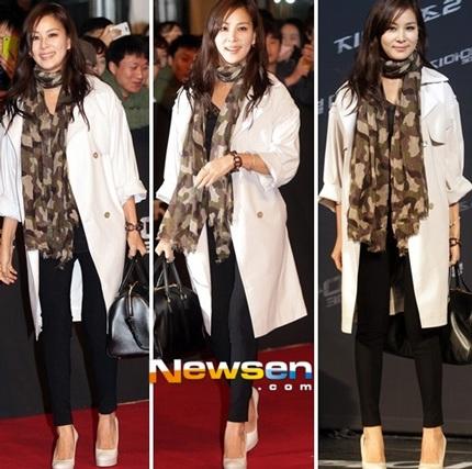 Nữ diễn viên xứ Hàn cảm ơn người hâm mộ vì đã quan tâm tới sức khỏe của cô trong thời gian này