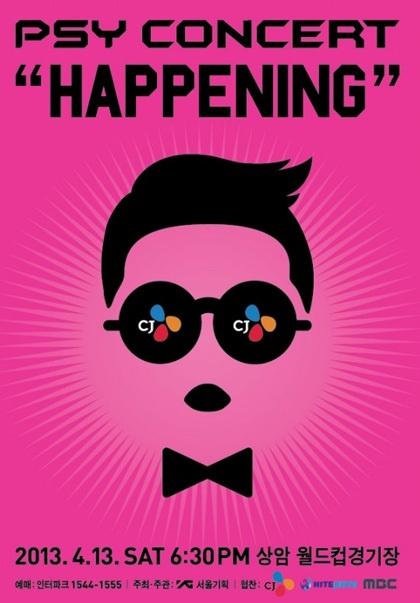 Ngày 13/4 sắp tới, Psy sẽ tổ chức liveshow tại Seoul