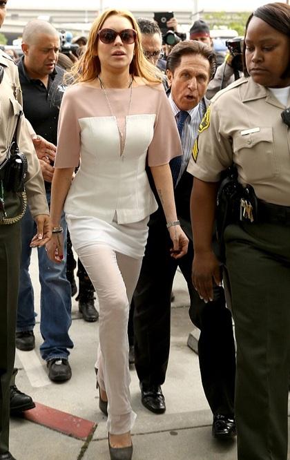 Nữ diễn viên 26 tuổi sẽ phải đi cai nghiện trong vòng 3 tháng kể từ ngày 2/5 tới.