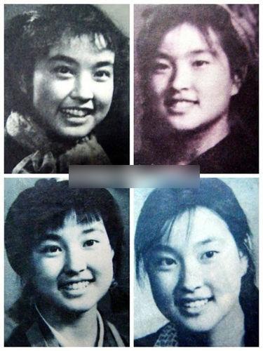 Lưu Hiểu Khánh khi còn trẻ.