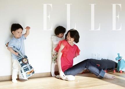 Con gái Nàng Dae Jang Geum xinh chẳng kém mẹ