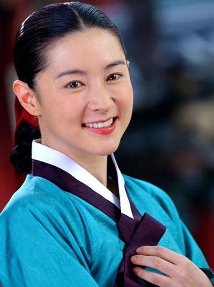 Hình ảnh của Lee Young Ae trong bộ phim truyền hình