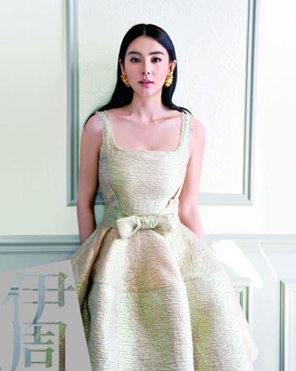 Trương Vũ Kỳ xinh như nàng công chúa trong bộ ảnh mới