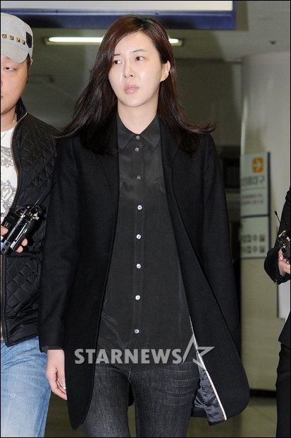 Nữ diễn viên ang Mi In Ae...