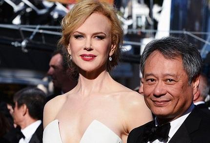 Nữ diễn viên Nicole Kidman và đạo diễn gốc Hoa Lý An