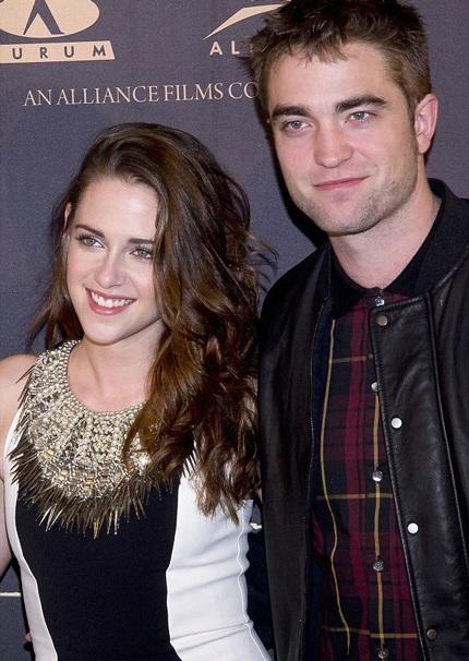 Robert và Kristen chia tay sau gần 5 năm gắn bó