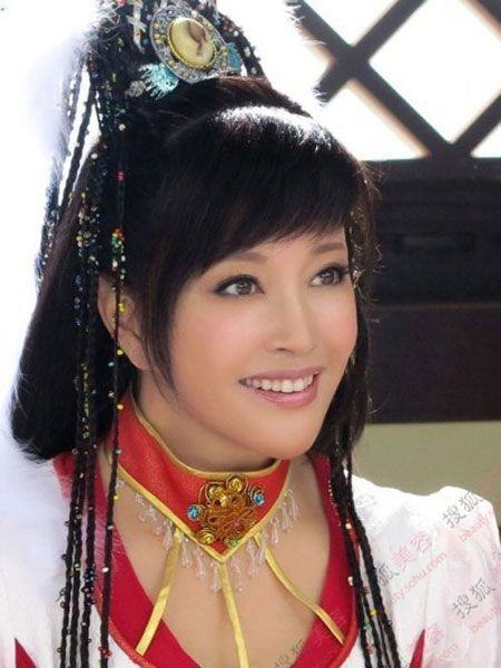 Tạo hình trẻ trung của Lưu Hiểu Khánh khiến nhiều người phải trầm trồ ngưỡng mộ.