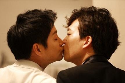 Ảnh cưới của đạo diễn đồng tính Kim Jo Kwang Soo