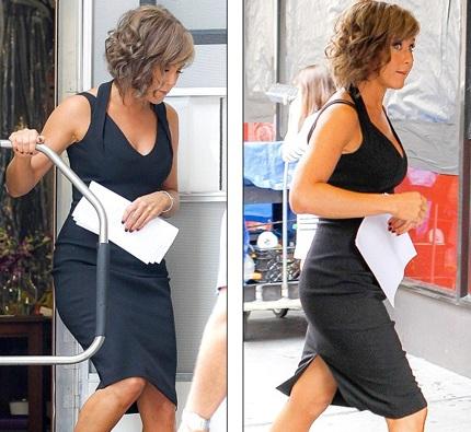 Hình ảnh mới của Jennifer trông rất quý phái và sang trọng.