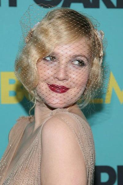 Nữ diễn viên Drew Barrymore