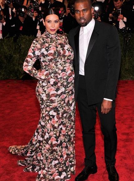 Kim và bạn trai hoàn toàn bảo mật hình ảnh của con gái cưng