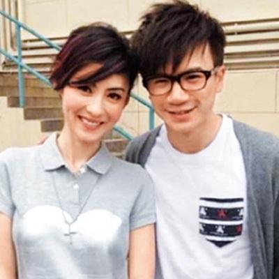 Trương Bá Chi và phi công trẻ Andy Leung