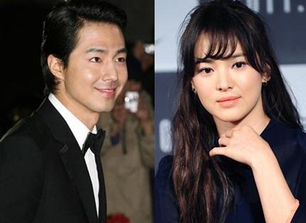 Song Hye Kyo được đồng nghiệp cũ Jo In Sung khen ngợi hết lời