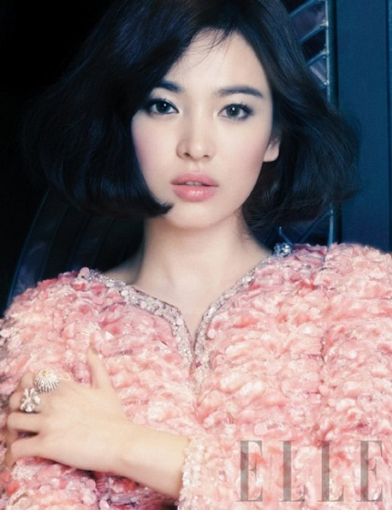 Song Hye Kyo là một trong những kiều nữ sở hữu gương mặt mộc đẹp nhất xứ Hàn