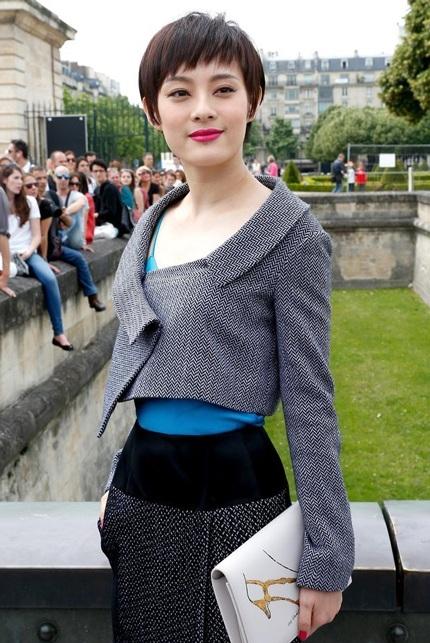 Nữ diễn viên kiêm đạo diễn tài năng của Trung Quốc Từ Tịnh Lôi